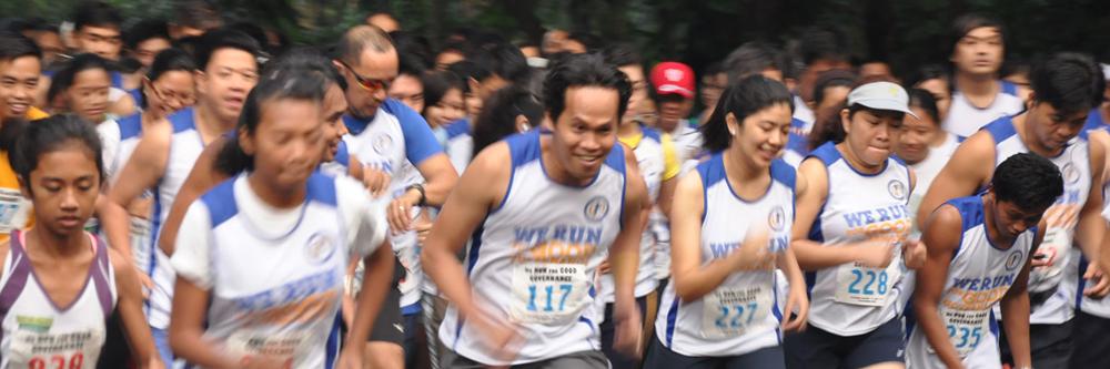Run for Good Governance