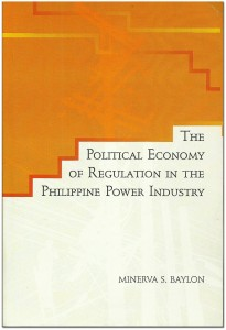 The Political Economy of Regulation in the Phil Power Industry