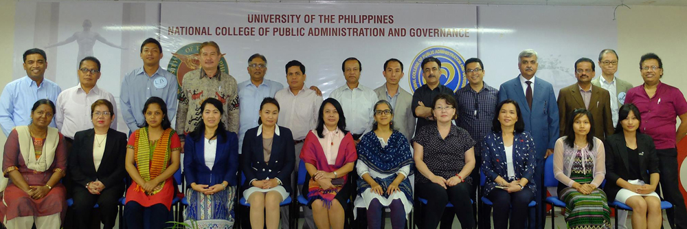 NCPAG hosts international conference-workshop for local government training centers
