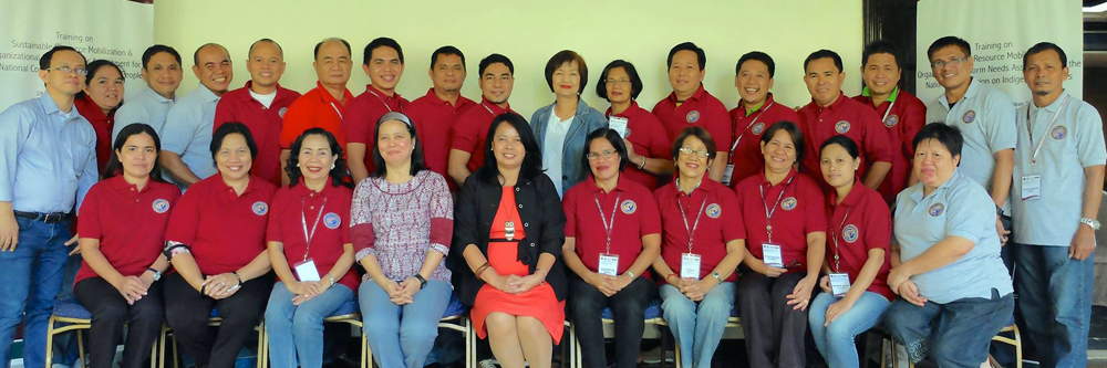 CPED conducts training for NCIP
