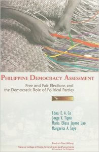 Phil Democracy Assessment